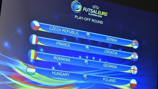 Euro 2018 (tirage barrages) : le choc République Tchèque – Serbie