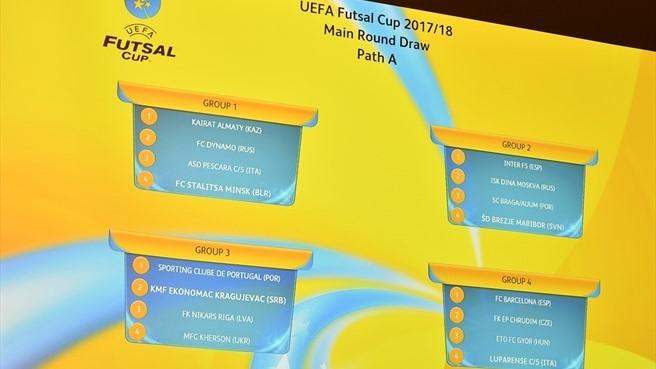 UEFA Futsal Cup : Garges Djibson chez le champion de Croatie