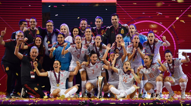 Euro féminin – L'Espagne gèle le Portugal et est sacrée, la Russie en bronze
